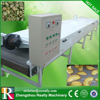 High efficiency tunnel type electric heating red chilli drying machine