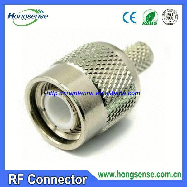 RF connector TNC connector tnc plug twist lock connectors