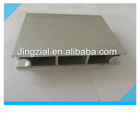 Aluminum Anodized Light Box Extrusion Profiles