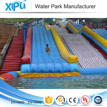 High Quality giant inflatable water slide inflatable slip n slide for adults