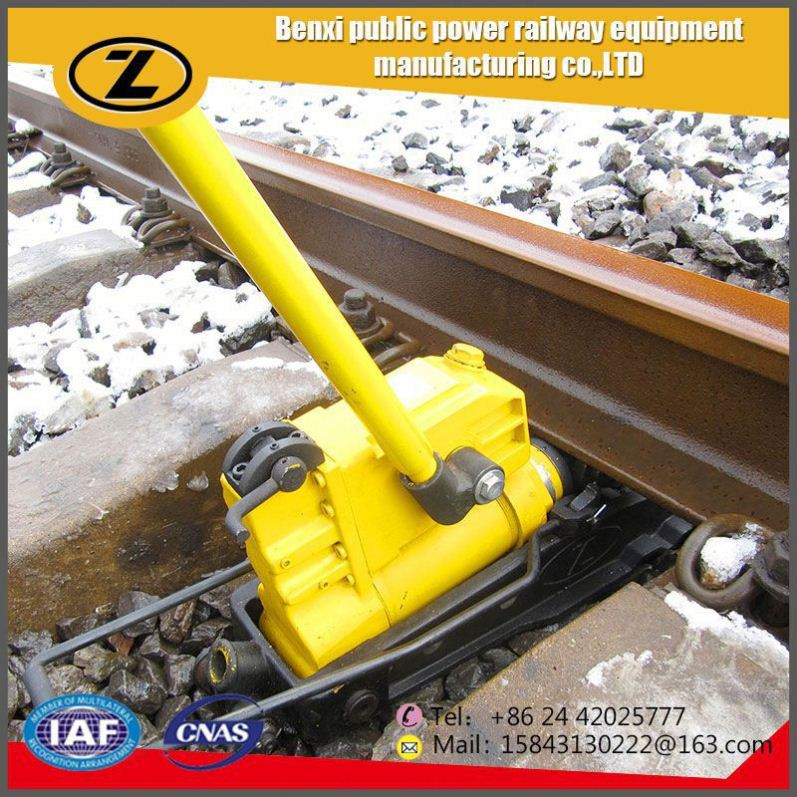 YQB-30t Affordable railway sleepers types of screw jack price