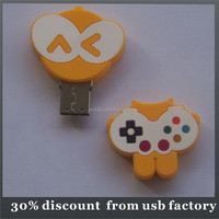 popular 8GB cartoon anime usb flash drive