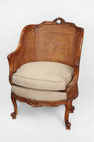 French reproduction antique chair