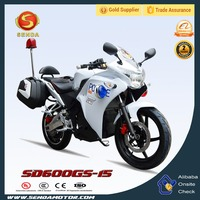 Powerful Racing Bike 600CC Low Price for Police SD600GS-15