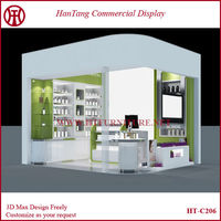 High Quality Interior Cosmetic Beauty Shop Furniture
