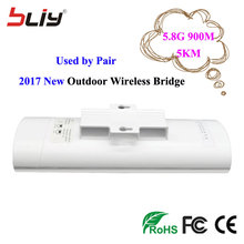 5.8 Ghz 3Km 5Km 20Km Outdoor Long Range Wireless Cpe, 5Ghz Home Point To Point Wireless Outdoor Wifi Lte Router Cpe Bridge