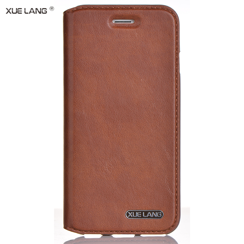 New trendy style PU leather cell phone case for iPhone 6