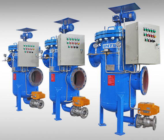 High Quality Industrial Water Filtration automatic self cleaning auto filter