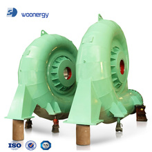 Water Turbina Generator Hydropower Small and Mini Hydro Power Station Water Turbine Hydro Turbine Generator Complete Unit