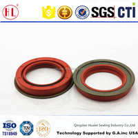 Medium size TB series tractor body parts FPM rubber oil seal in seals OEM :AZ9761322430 for HAOWO