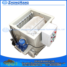 316 L stainless steel mesh aquaculture fish farm drum filter
