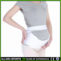 AWCP09 Post Natal Belly Tummy Support Belt Slimming Girdle Corset Abdominal Binder