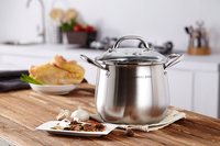 New High Quality Induction Ultra electric industrial soup cooking pot For Gifts Promotion