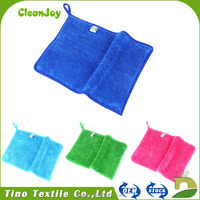Plush Microfiber Towels Cheap Price Car Dry Waxing Cloth