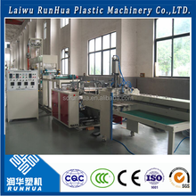 Recycled supermarket plastic hdpe bag making machine for sale