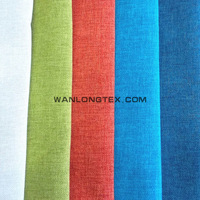 water printed imitation linen fabric manufacturer