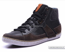 2014 Popular Design Genuine Leather Casual Shoes For Men