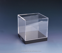 OEM ODM new design acrylic material small glass display case