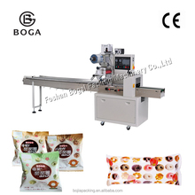 Hot Sale China factory Best Price Automatic Packing Packaging Machine for small doughnuts cakes