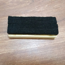 customized low-price felt wood eraser for office & school whiteboard