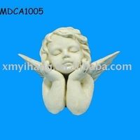 Art promotion gift small decoration figurine angel