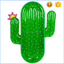 customized inflatable cactus pool float