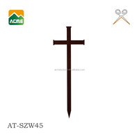 AT-SZW45 trade assurance supplier reasonable price handmade wooden crosses