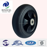 Wheel 200mm Solid Rubber Wheel Stroller