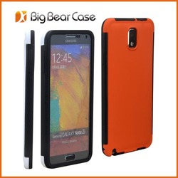 Full protection note 3 cover for samsung and iphone for cell mobile phone case
