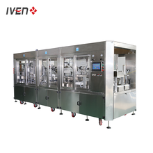 Integrated Vacuum Blood Collection Tube Machine Production Line (before labeling)