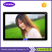 portable cheap price super thin 15 to 32 inch A grade panel VGA DVI DP lcd monitor with HD screen