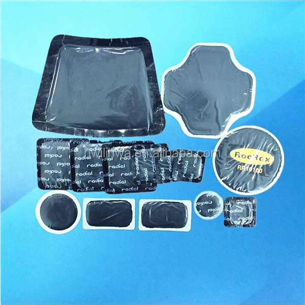 High quality American style tire repair patch tire repair materials