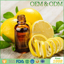 Wholesale price body massage oil aromatherapy lemon essential natural oil