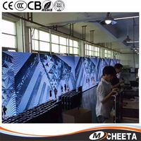 Alibaba Express Ru High Quality Custom Size Big Screen P6 Outdoor Rgb Smd Led Display Waterproof