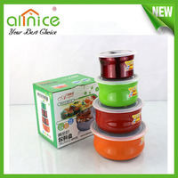 New fresh airtight air pump vacuum container food storage box/airtight food containers