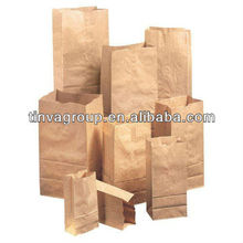 high speed square Bottom shopping Paper Bag Making Machine