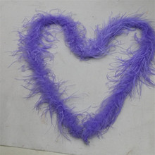 Wholesale Cheap Curly Ostrich Feather Boas For Decorations