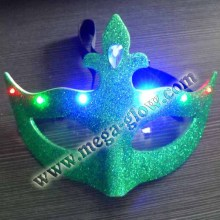 Wholesale ornate mask, plastic led beauty light mask