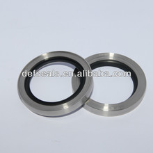 PTFE rotary shaft oil seal