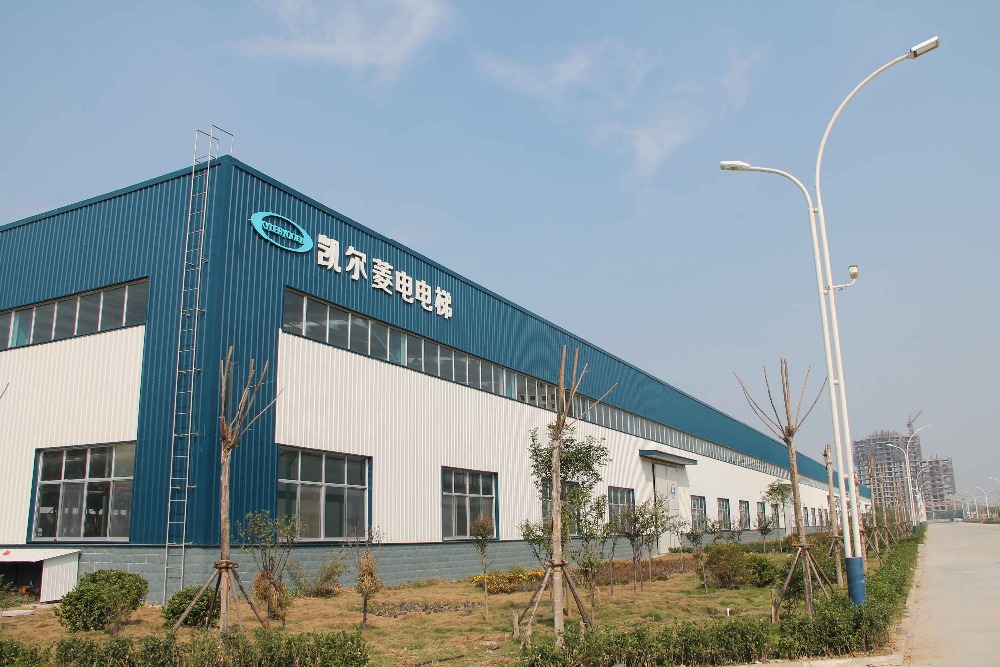 EPS sandwich panel steel structure building
