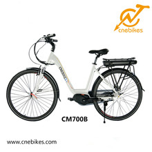 ordinary 700C City bafang 36v 8fun max mid drive system 250w electric bike