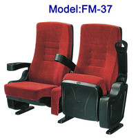 FM-37 luxury home theater chair 3d model