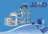 High Speed Zipper bag Plastic Film Blowing Machine