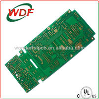 pcb solar charger circuit board manufacturing quick turn pcb