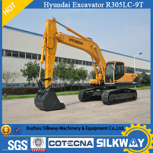 30T excavator Hyundai 305LC-9T for sale
