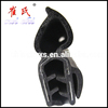 strip edge guard Car Bumpers EPDM auto Trunk rubber seal weatherstrip