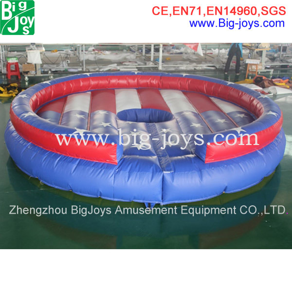 luxury mechanical bull simulator, bull rodeo simulator, amusement bull ride price