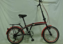New special discount folding bicycle carbon (TF-FD-030)