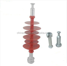 Long Rod Suspension composite polymer insulator 400kv