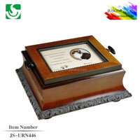 nice oak wholesale best price wood pet urn